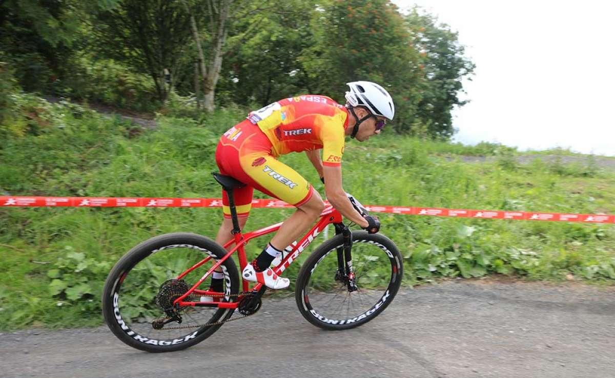 Ocho ciclistas españoles convocados para el Mundial XCM 2018 de Auronzo
