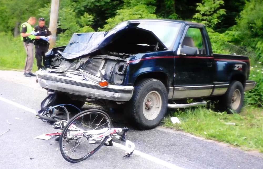 En TodoMountainBike: Cuarenta años de cárcel para un conductor borracho y drogado que mató a cinco ciclistas en Míchigan (EUA)