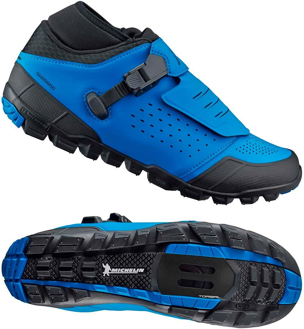 En TodoMountainBike: Shimano ME7, las zapatillas para Enduro de la marca nipona mejoran en comodidad y durabilidad