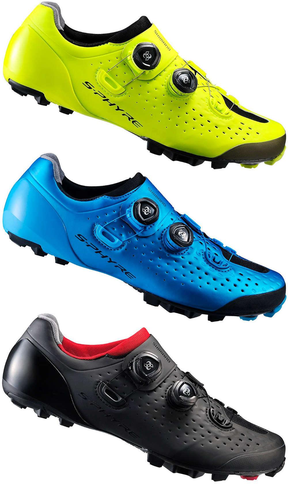 En TodoMountainBike: Shimano renueva las S-Phyre SH-XC900, sus zapatillas más avanzadas para ciclistas de XC, Gravel y Ciclocross