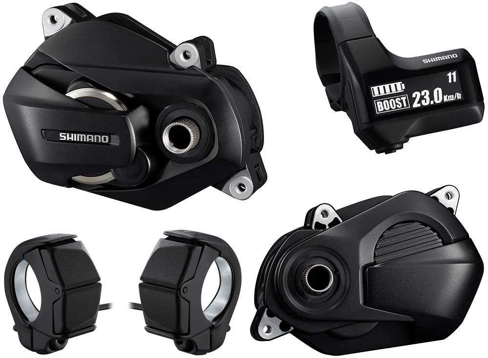 En TodoMountainBike: Shimano Steps E-7000, un sistema de asistencia eléctrica al pedaleo destinado al sector recreacional del Mountain Bike