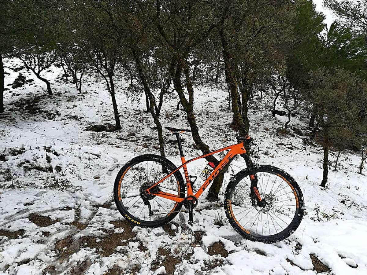 """La foto del día en TodoMountainBike: """"Sierra de Alhaurín el Grande"""""""