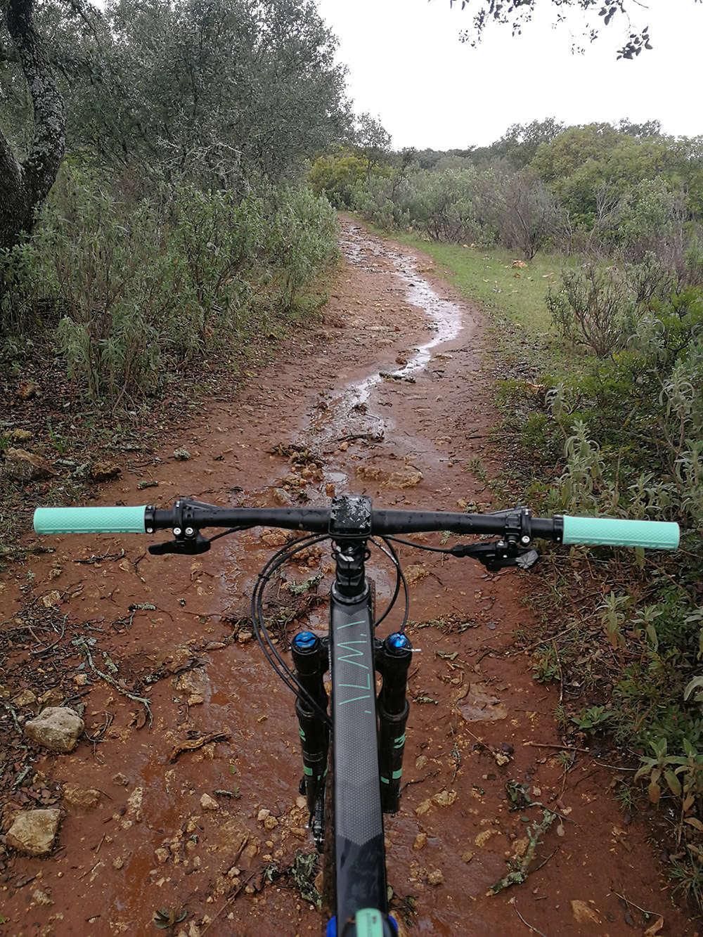 En TodoMountainBike: La foto del día en TodoMountainBike: 'Sierra de Hornachuelos'