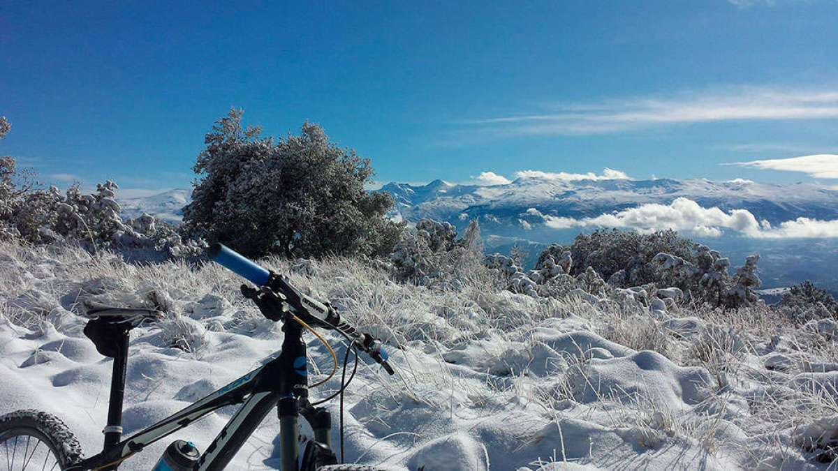 """La foto del día en TodoMountainBike: """"Sierra de Huétor"""""""