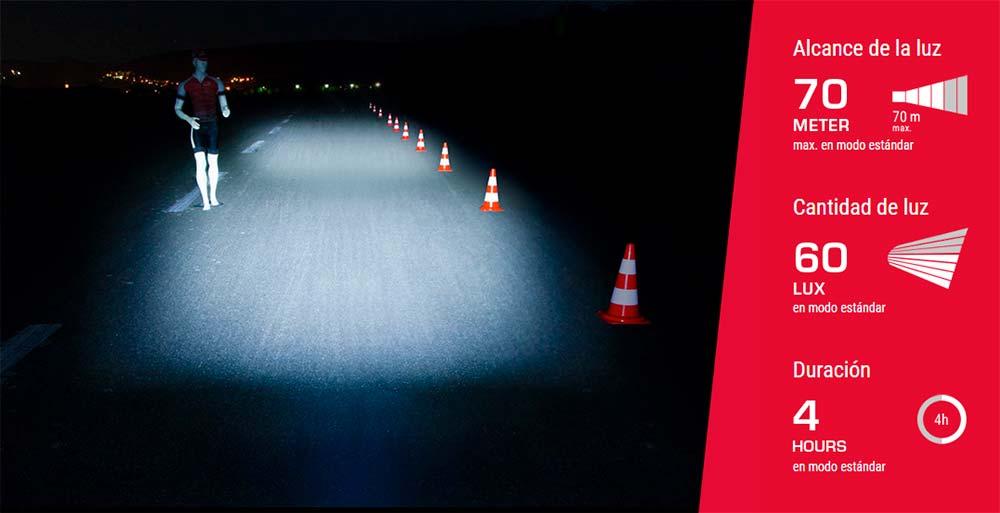 En TodoMountainBike: Sigma Aura 60 USB, un foco frontal que ilumina carreteras y caminos sin deslumbrar