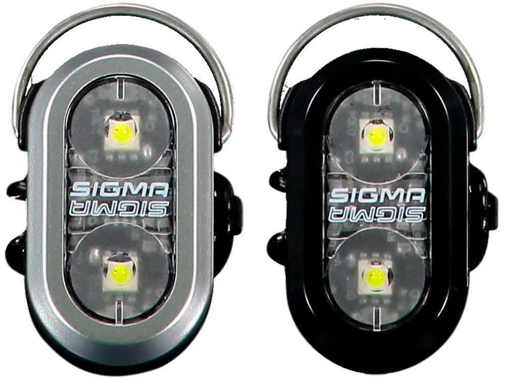 En TodoMountainBike: Sigma Micro Duo, una luz LED básica para hacerse ver sobre la bicicleta por muy poco dinero