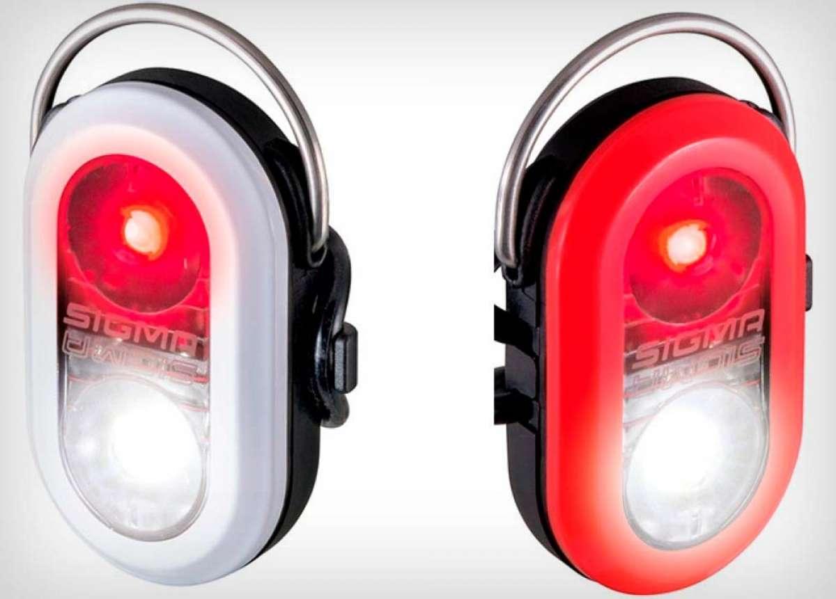 Sigma Micro Duo, una luz LED básica para hacerse ver sobre la bicicleta por muy poco dinero