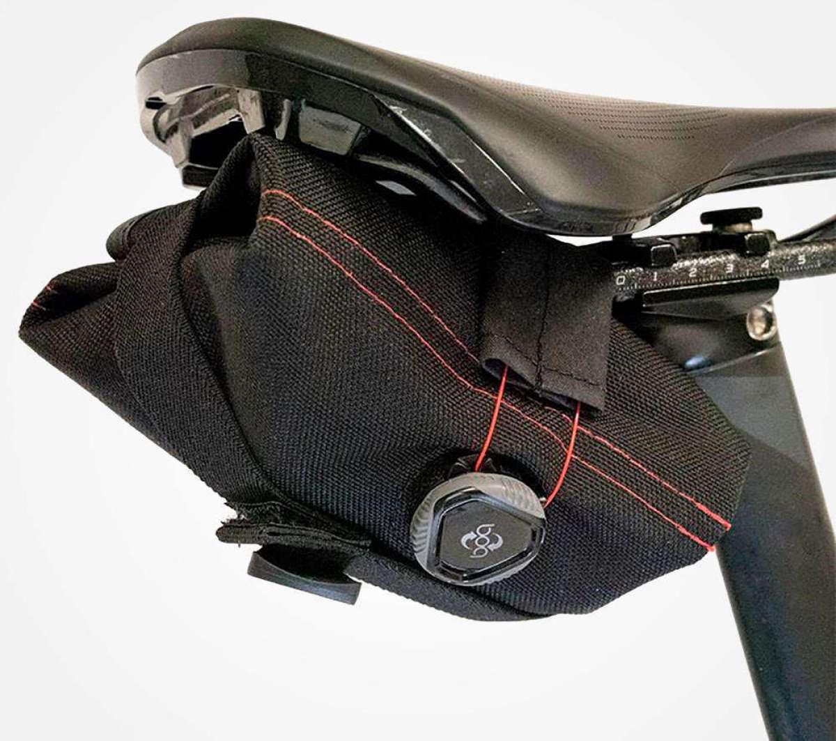 Silca Seat Roll Grande Americano, la versión XXL de la bolsa de sillín con cierre BOA de la firma