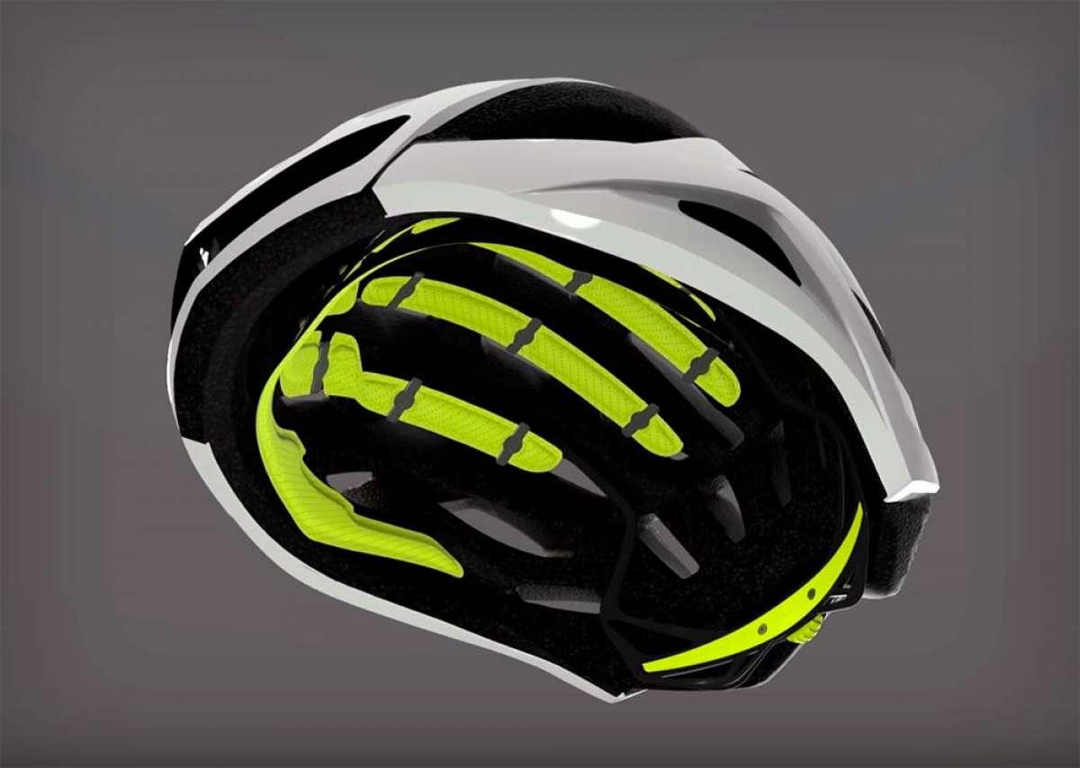Así funciona el sistema de protección MIPS SL de los cascos de Specialized