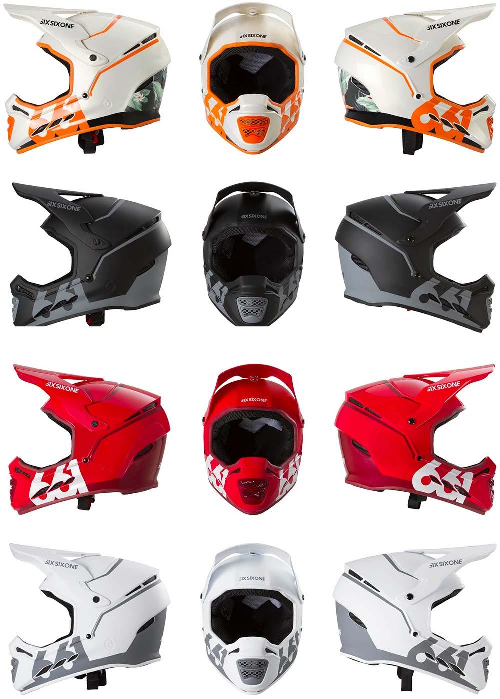 En TodoMountainBike: SixSixOne Reset, un casco integral para iniciarse en el Mountain Bike más agresivo por menos de 100€