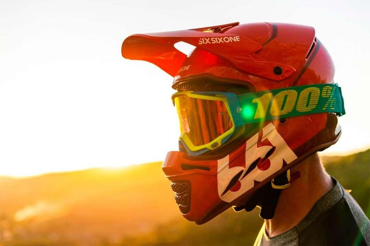 SixSixOne Reset, un casco integral para iniciarse en el Mountain Bike más agresivo por menos de 100€