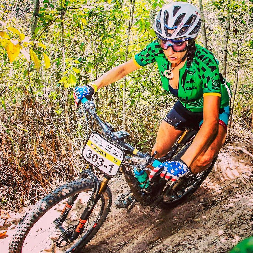 """En TodoMountainBike: Sonya Looney, confirmada para la Andalucía Bike Race 2018: """"Me encanta el desafío mental de una prueba tan larga"""""""
