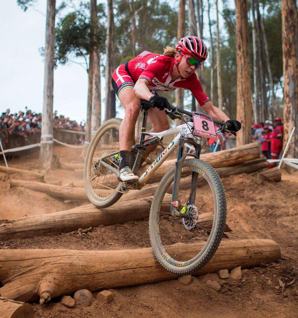 En TodoMountainBike: Specialized S-Works Epic, la bicicleta más rápida de la Copa del Mundo XCO 2018 de Stellenbosch