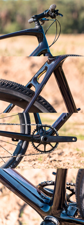 En TodoMountainBike: Specialized Sirrus X Comp Carbon, la bicicleta que marca el camino a seguir en los modelos urbanos y fitness