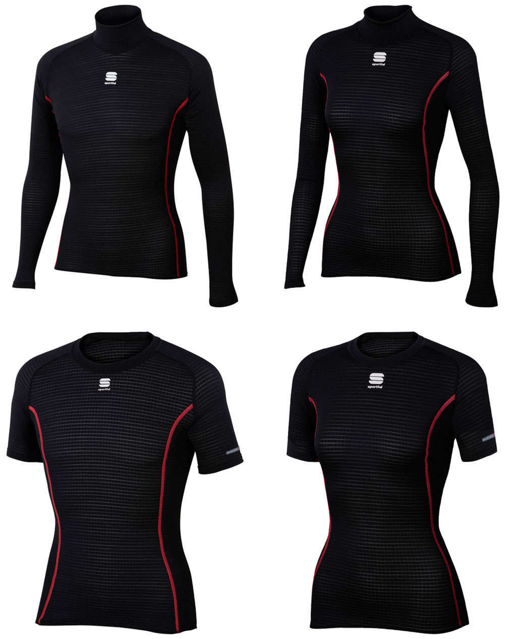 En TodoMountainBike: Adiós al frío con las camisetas interiores Sportful Fiandre Thermo Layer SS y Bodyfit Pro Base Layer