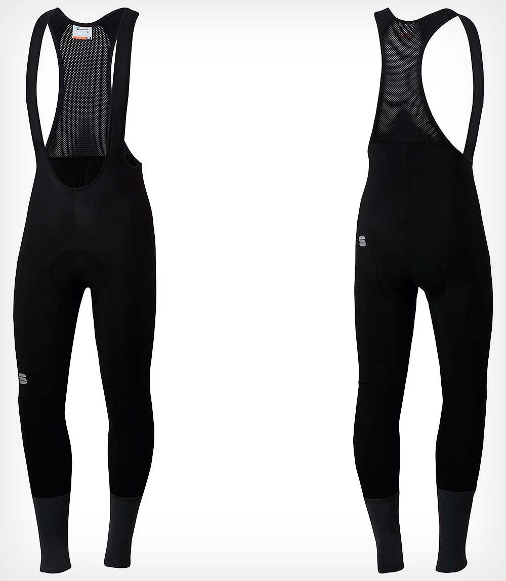 En TodoMountainBike: Sportful presenta el Giara Bibtight, un culotte largo de invierno para amantes del Gravel