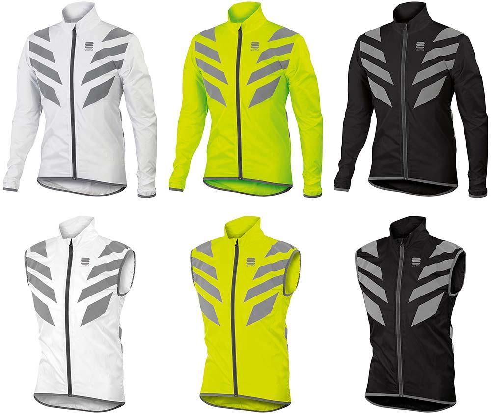 En TodoMountainBike: Sportful Reflex, una chaqueta cortaviento que además ofrece visibilidad a 360º