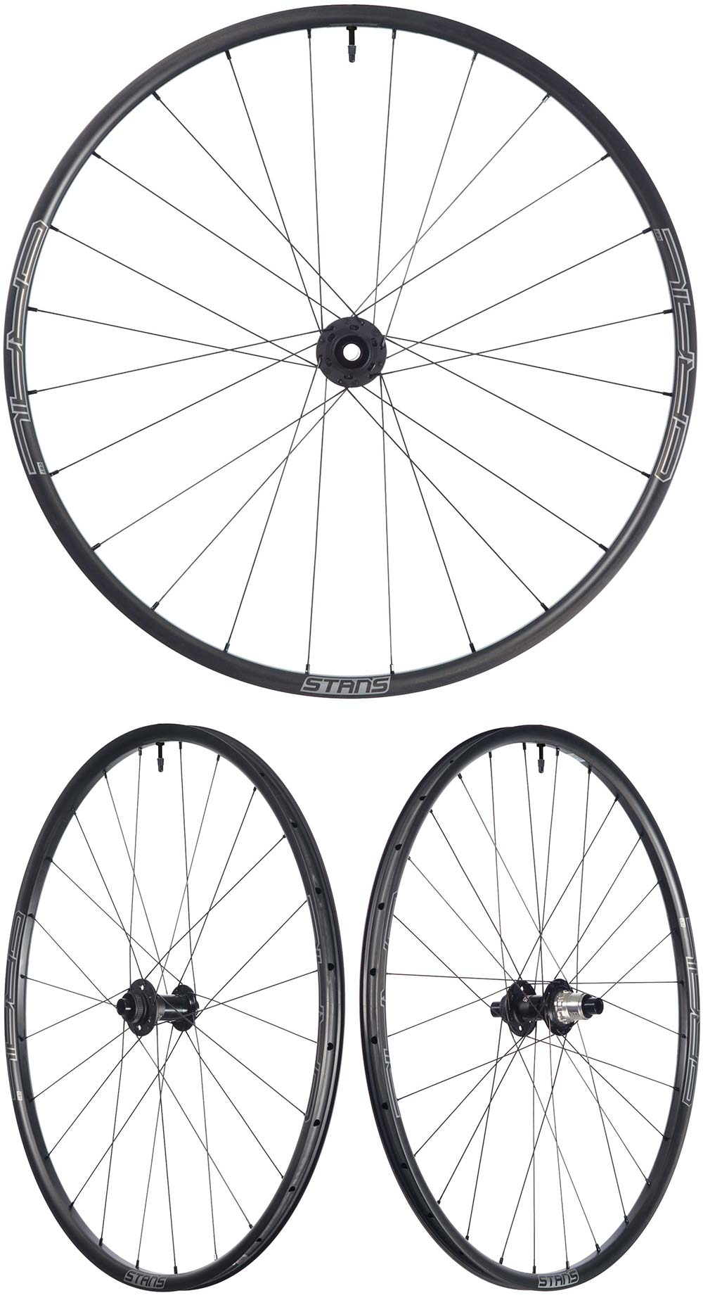 En TodoMountainBike: Stan's NoTubes Grail CB7, la rueda de carbono para Gravel más ligera del mercado