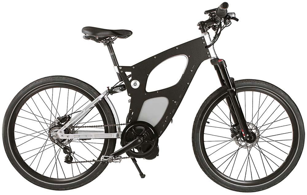 En TodoMountainBike: ¿Cómo construir una bicicleta eléctrica en casa? Con el interesante kit modular Sterka M1