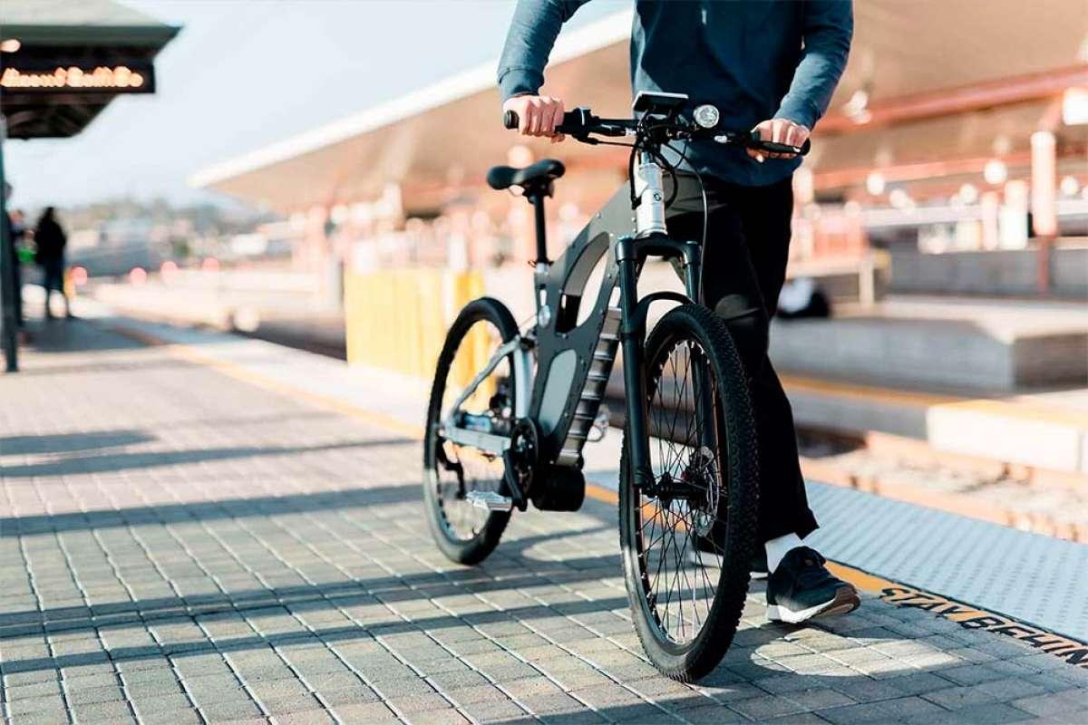 ¿Cómo construir una bicicleta eléctrica en casa? Con el interesante kit modular Sterka M1