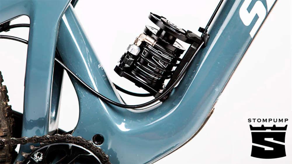 En TodoMountainBike: Adiós a las bombas de mano con StomPumP, la primera bomba de pie portátil para ciclistas