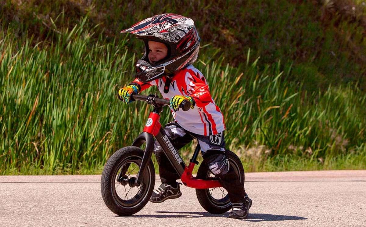 En TodoMountainBike: La bicicleta de equilibrio más avanzada del planeta: llega la Strider 12 ST-R