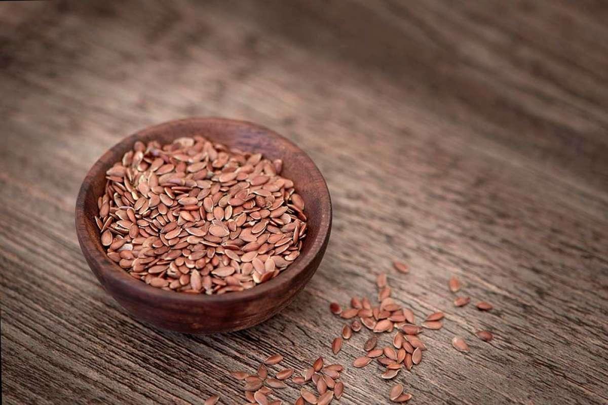 Superalimentos para deportistas: las semillas de lino o linaza