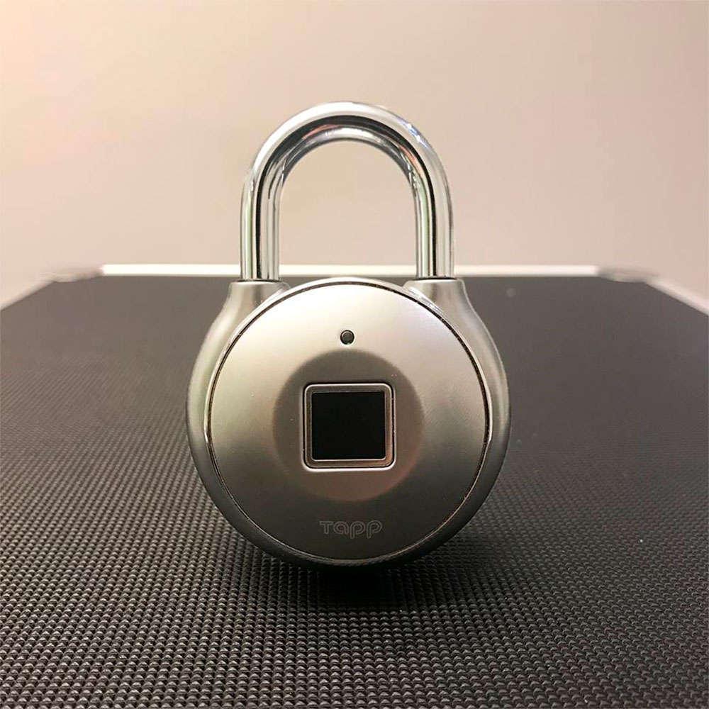 En TodoMountainBike: Tapplock one, un candado de seguridad con lector de huella dactilar para decir adiós a las llaves