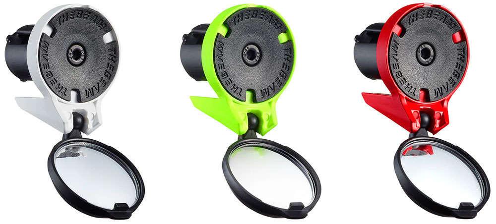 En TodoMountainBike: Corky, un espejo retrovisor de diseño minimalista para bicicletas de carretera y montaña