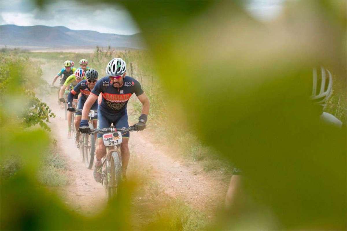En TodoMountainBike: La tercera etapa de la Absa Cape Epic 2018 con José Antonio Hermida y Joaquim 'Purito' Rodríguez (Merida Factory Racing Team)