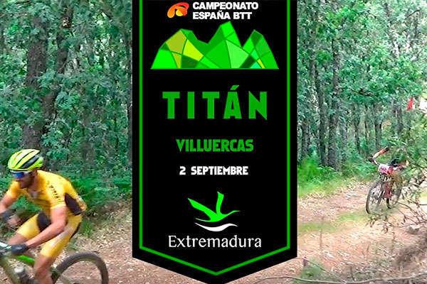 La Titán Villuercas, sede del Campeonato de España XCM de 2018