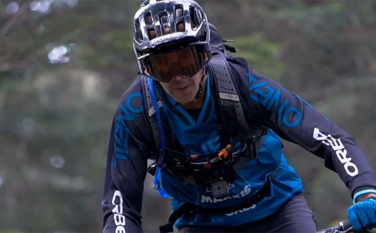 Trans-Nomad 2018: la tercera etapa con Tomi Misser del Orbea Factory Team