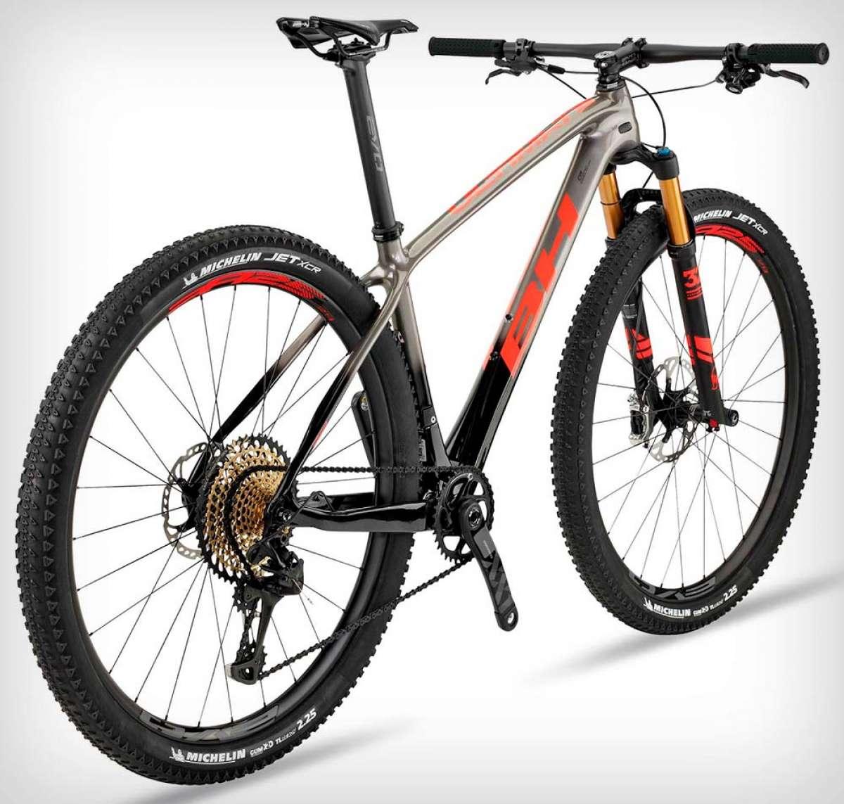 Topes de gama para XC/Maratón: BH Lynx Race EVO Carbon 9.9 y BH Ultimate EVO Carbon 9.9 de 2019