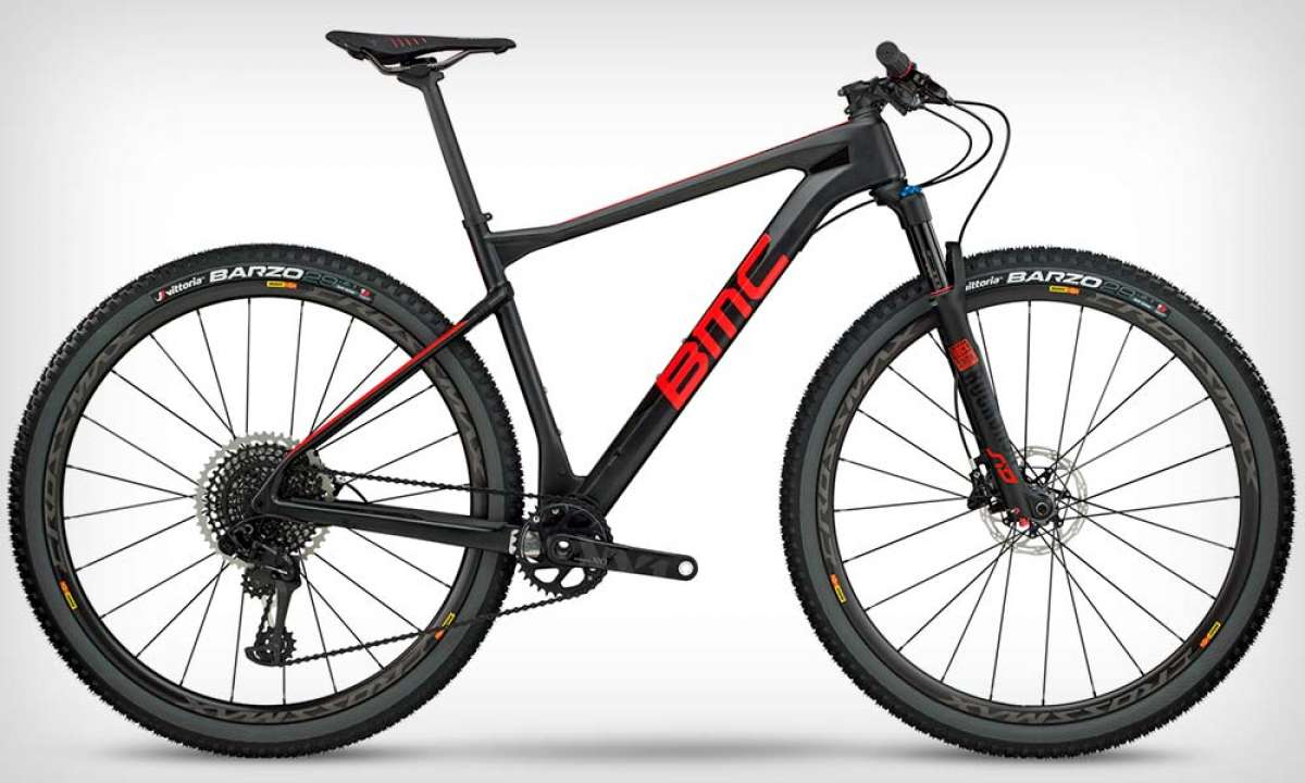 Topes de gama para XC/Maratón: BMC Teamelite 01 One y BMC Fourstroke 01 One de 2019