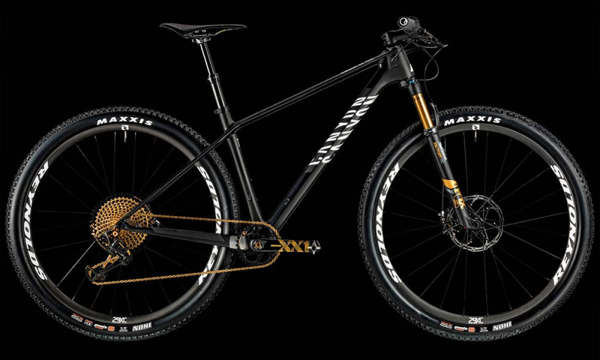 Topes de gama para XC/Maratón: Canyon Exceed CF SLX 9.0 Pro Race LTD y Canyon Lux CF SLX 9.0 Race Team de 2019