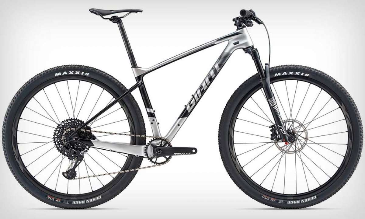 Topes de gama para XC/Maratón: Giant Anthem Advanced Pro 29 0 y Giant XTC Advanced 29 1 de 2019