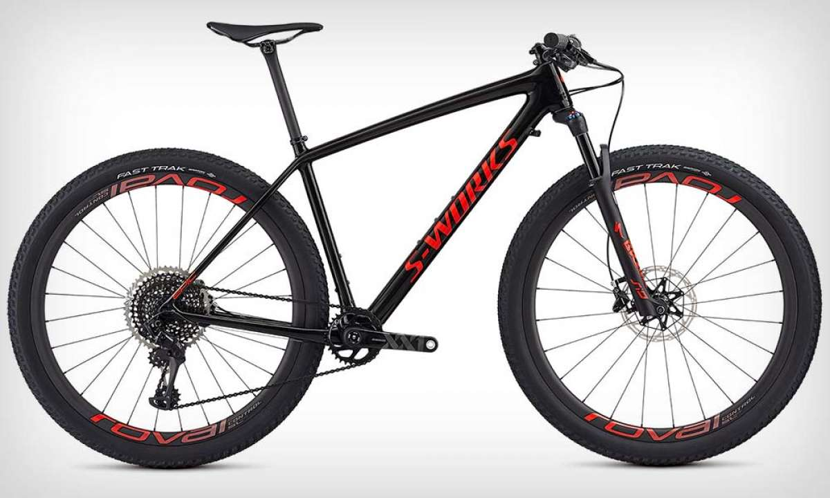 Topes de gama para XC/Maratón: Specialized S-Works Epic y Specialized S-Works Epic Hardtail de 2019