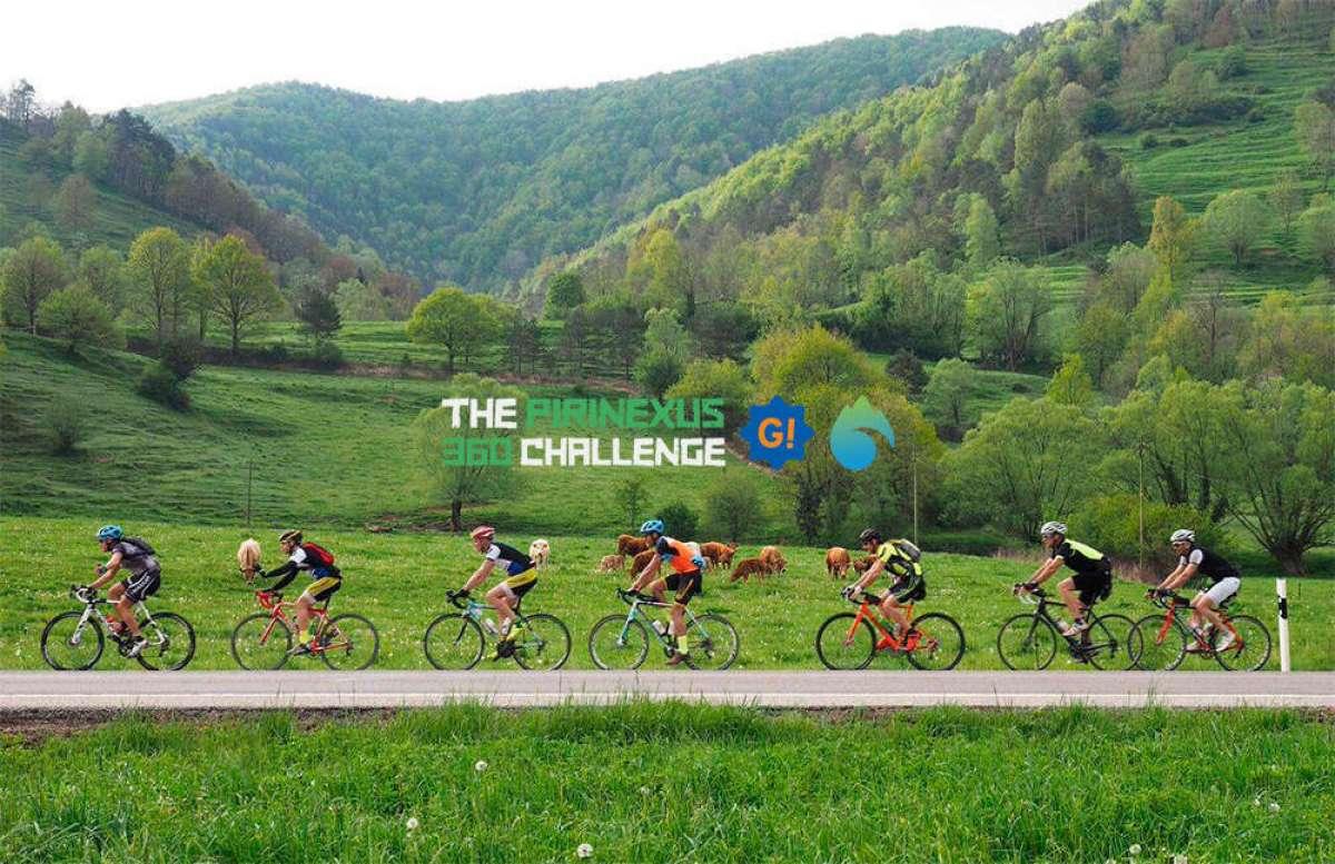 En TodoMountainBike: Tráiler promocional de la Pirinexus 360 Challenge 2018, un auténtico desafío para los amantes del Gravel