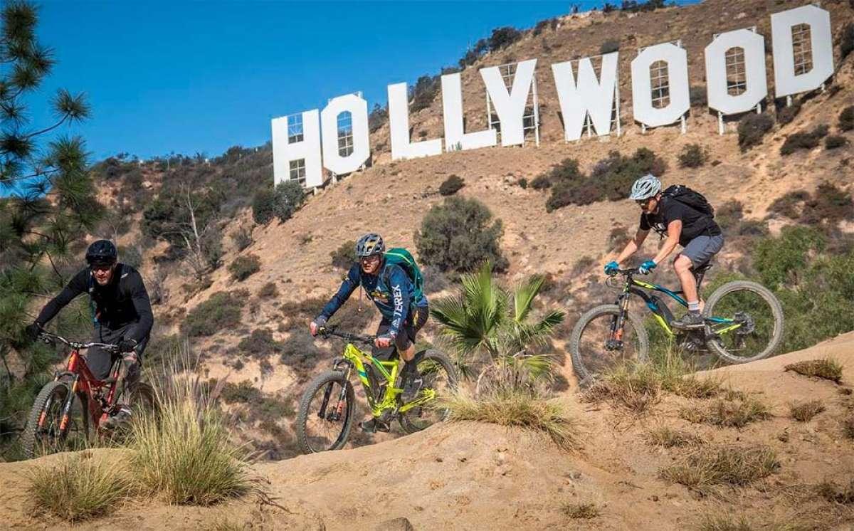 Descubriendo los senderos que rodean Los Ángeles con Hans Rey, Missy Giove y Tim Commerford (Día 3)