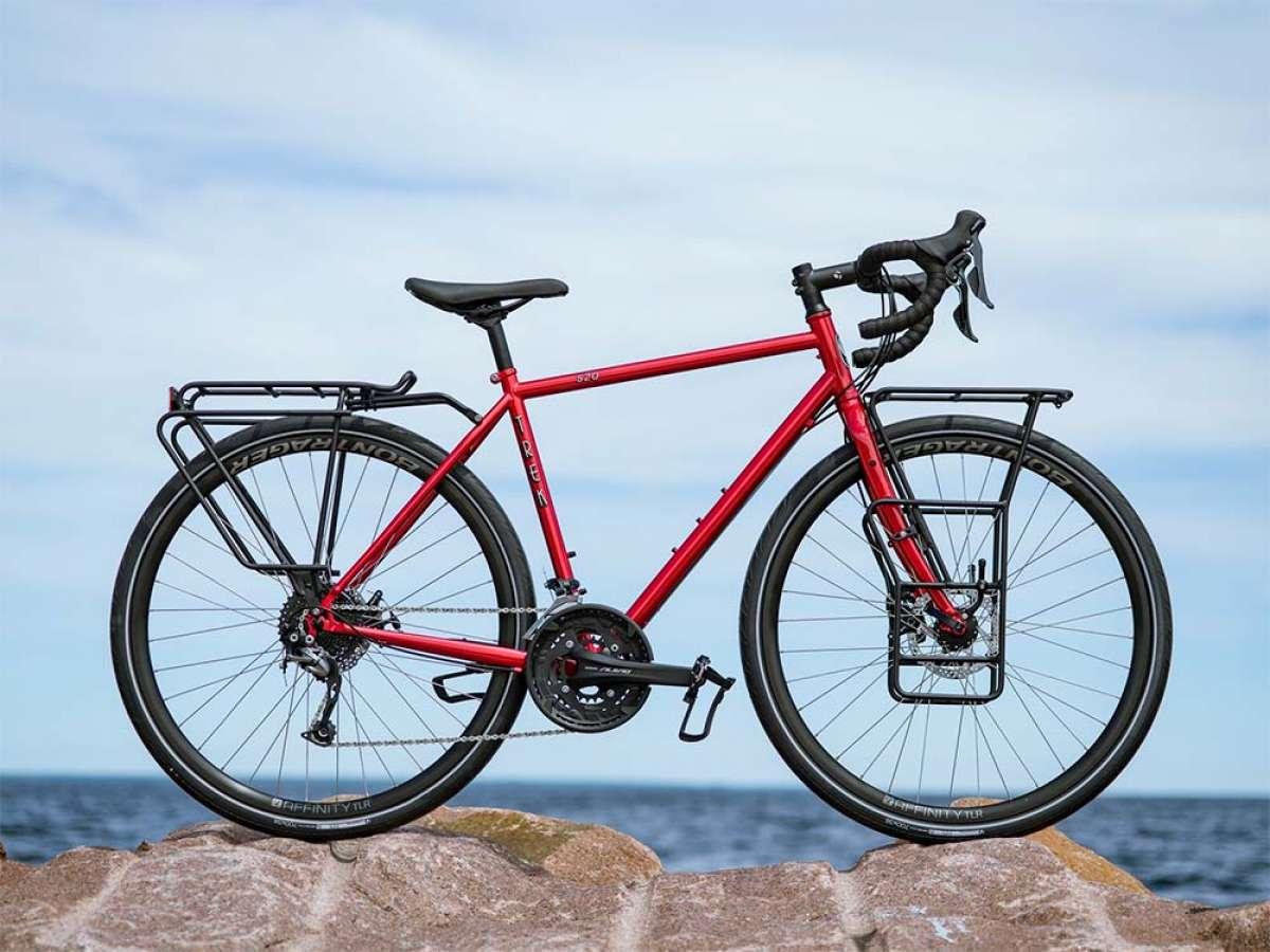Trek 520 de 2019: una bici indestructible para viajar, para el día a día y para dejarla en herencia