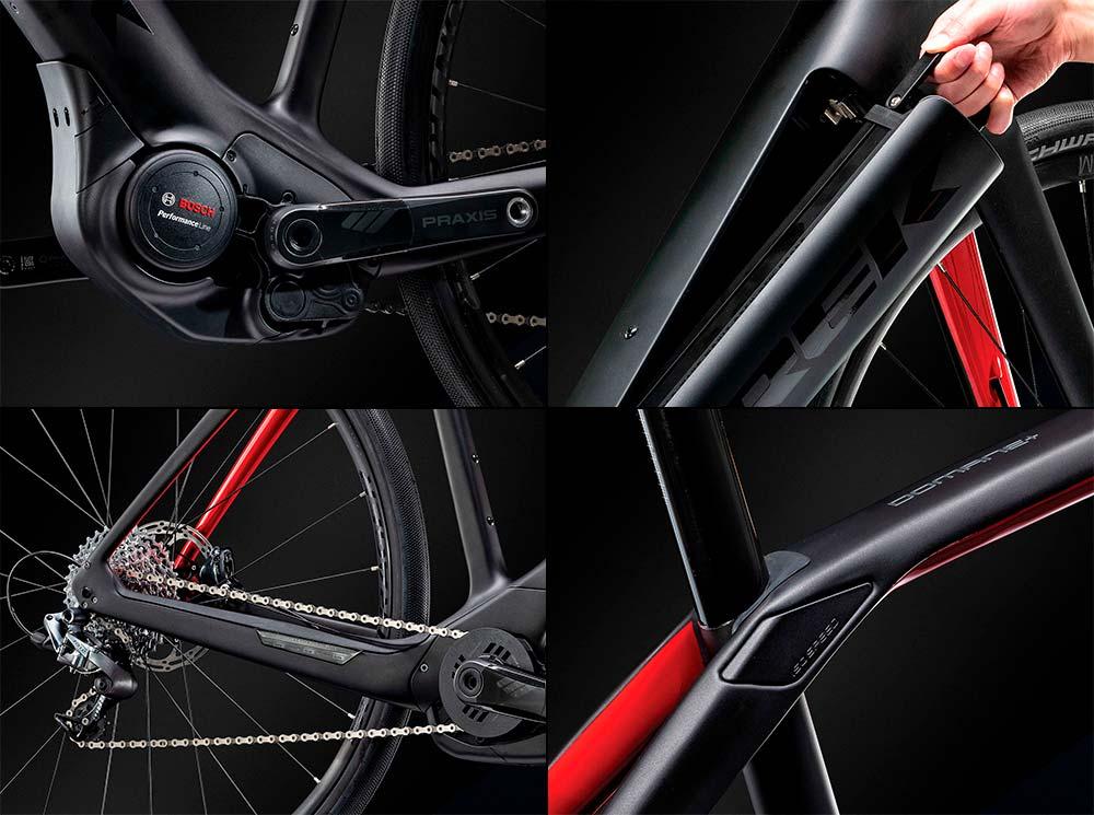 En TodoMountainBike: Domane+, la primera bicicleta eléctrica de carretera de Trek Bikes