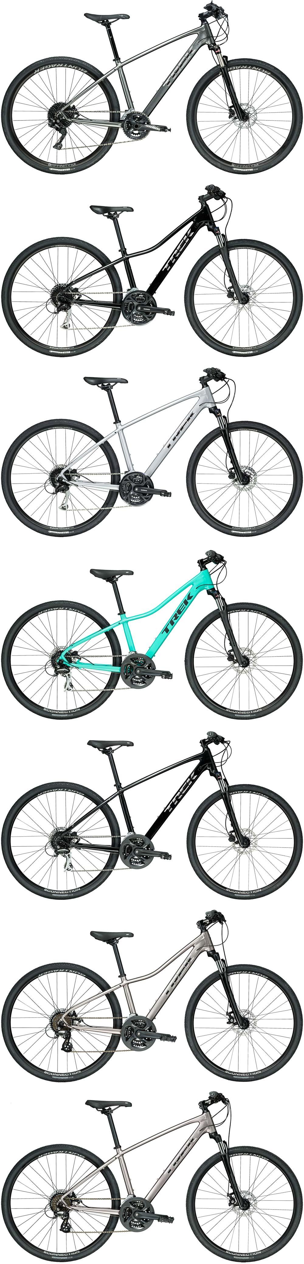 En TodoMountainBike: Trek Dual Sport, una bicicleta híbrida para desplazamientos urbanos y campestres