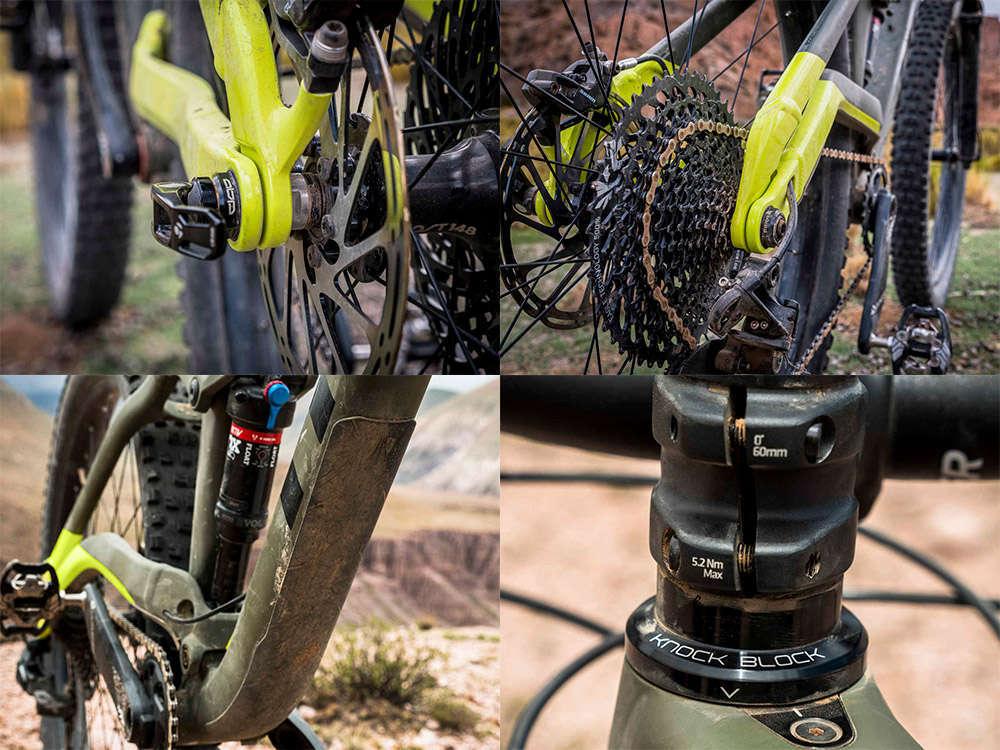 En TodoMountainBike: Trek Full Stache, ruedas en formato Plus y 130 milímetros de recorrido para la Trail más bestia de la marca