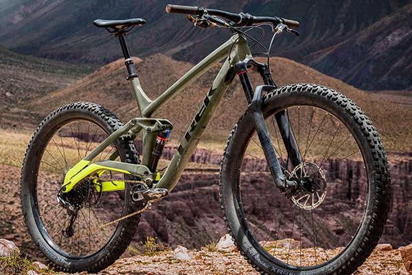 Trek Full Stache, ruedas en formato Plus y 130 milímetros de recorrido para la Trail más bestia de la marca