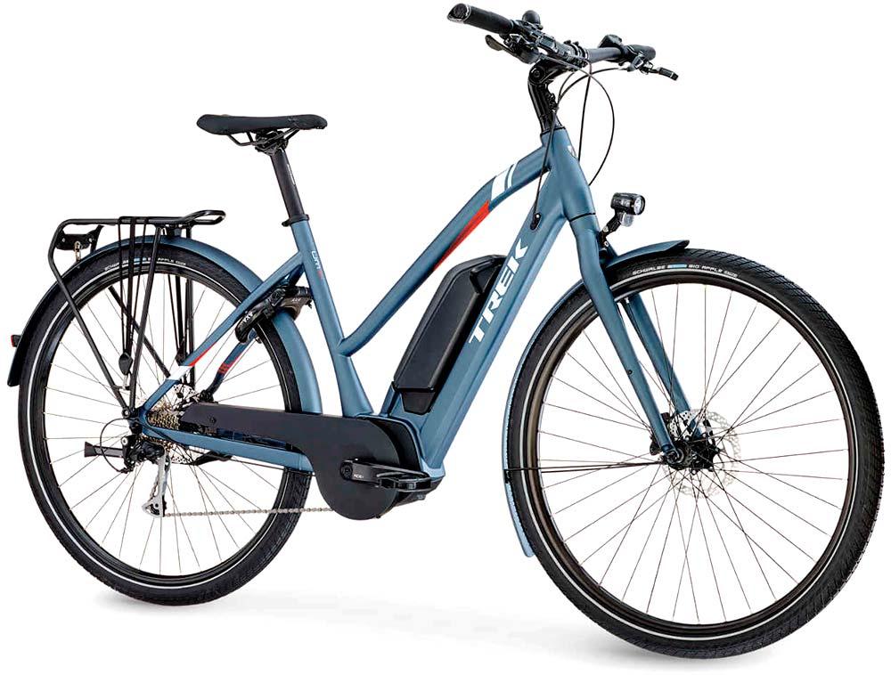 En TodoMountainBike: Trek UM3+, la bicicleta eléctrica ideal para desplazarse por la ciudad, ir al trabajo e incluso hacer la compra