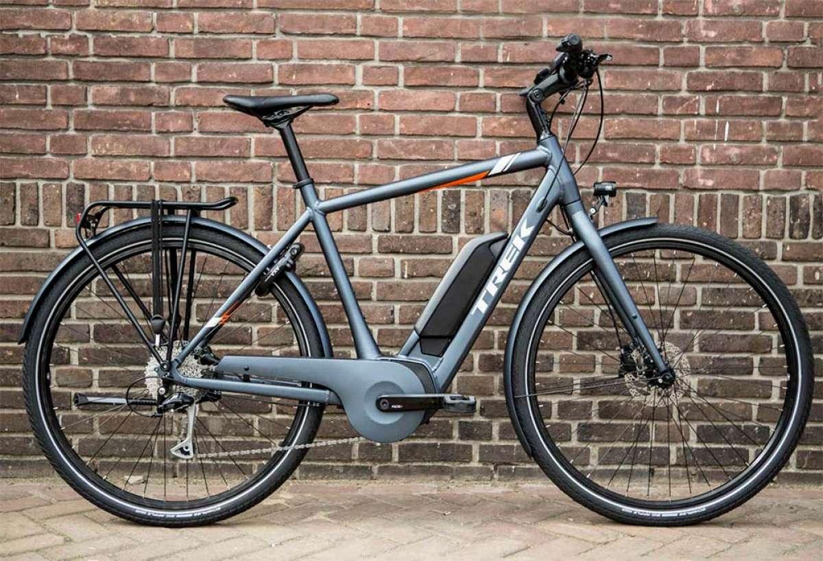 Trek UM3+, la bicicleta eléctrica ideal para desplazarse por la ciudad, ir al trabajo e incluso hacer la compra
