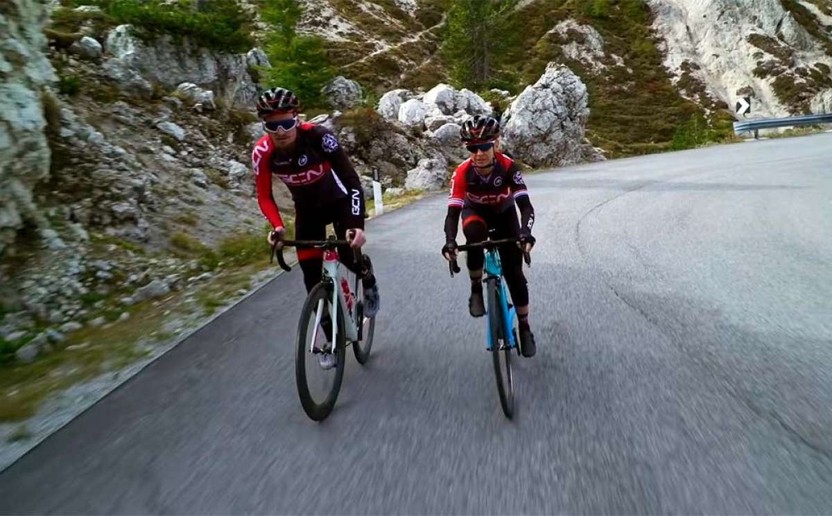 Tres sesiones de entrenamiento de 30 minutos para ciclistas con poco tiempo libre