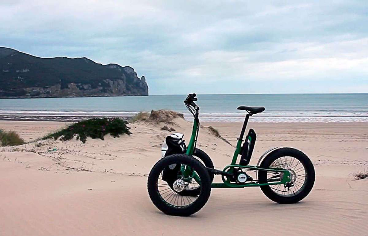 ¿Mountain Bike para personas con movilidad reducida? Sí, con los Etnnic Fat Trike y Etnnic Adventure Trike