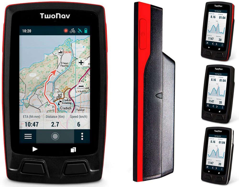 En TodoMountainBike: TwoNav Horizon Bike, un GPS repleto de funciones que incluye retransmisión en directo de la posición