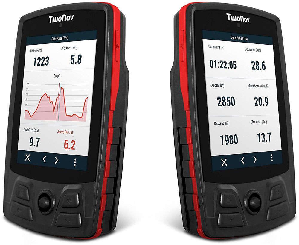 En TodoMountainBike: TwoNav Trail Bike, un GPS diseñado para los amantes del ciclismo en cualquiera de sus modalidades
